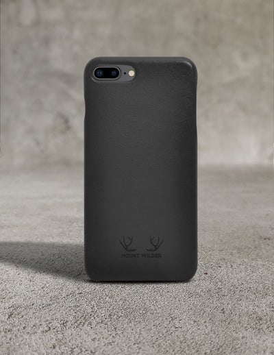 Havana iPhone 8 Plus Case - Charcoal