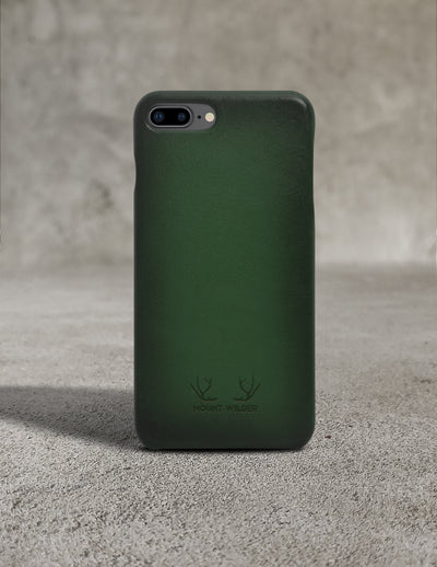 Havana iPhone 8 Plus Case - Rainforest