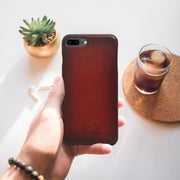 Havana iPhone 8 Plus Case - Lava