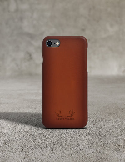 Havana iPhone 8 Case - Tan