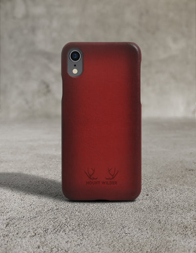 Havana iPhone XR Case - Lava