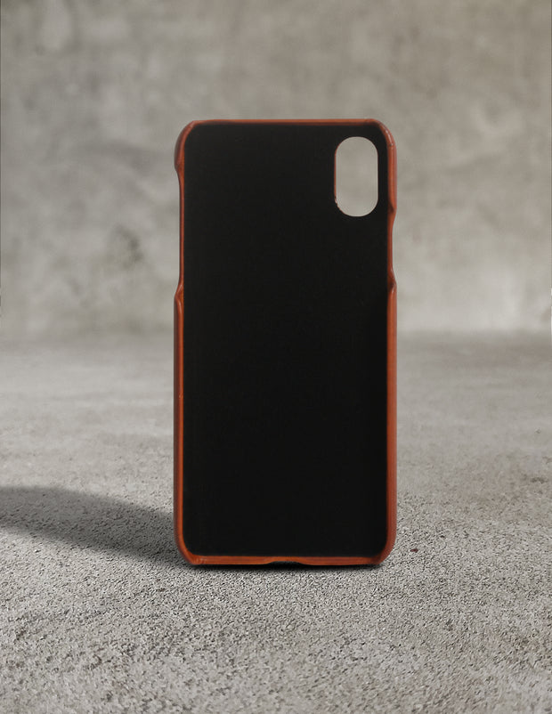 Havana iPhone XS Max Case - Tan