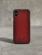 Havana iPhone XS Max Case - Lava