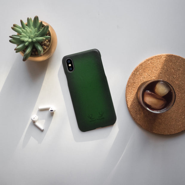 Havana iPhone XS Max Case - Rainforest