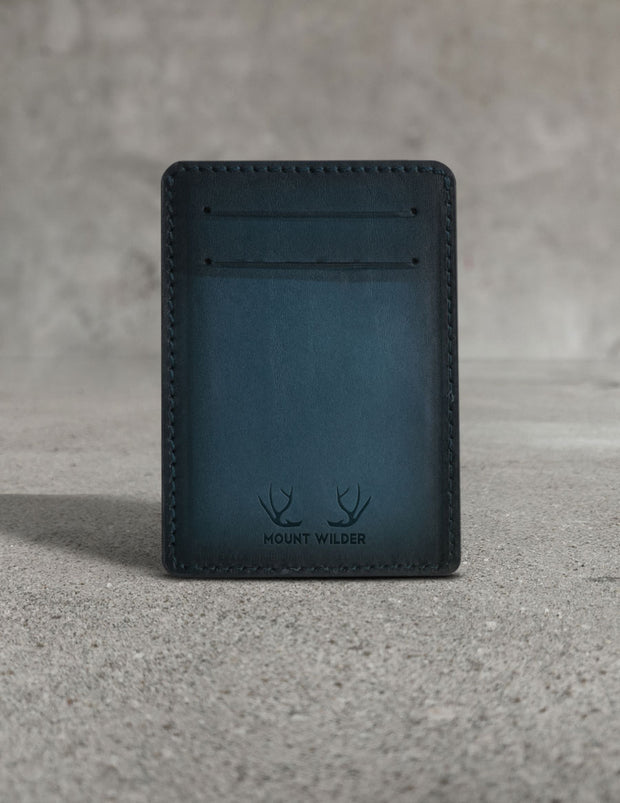 Havana Card-Holder - Cobalt