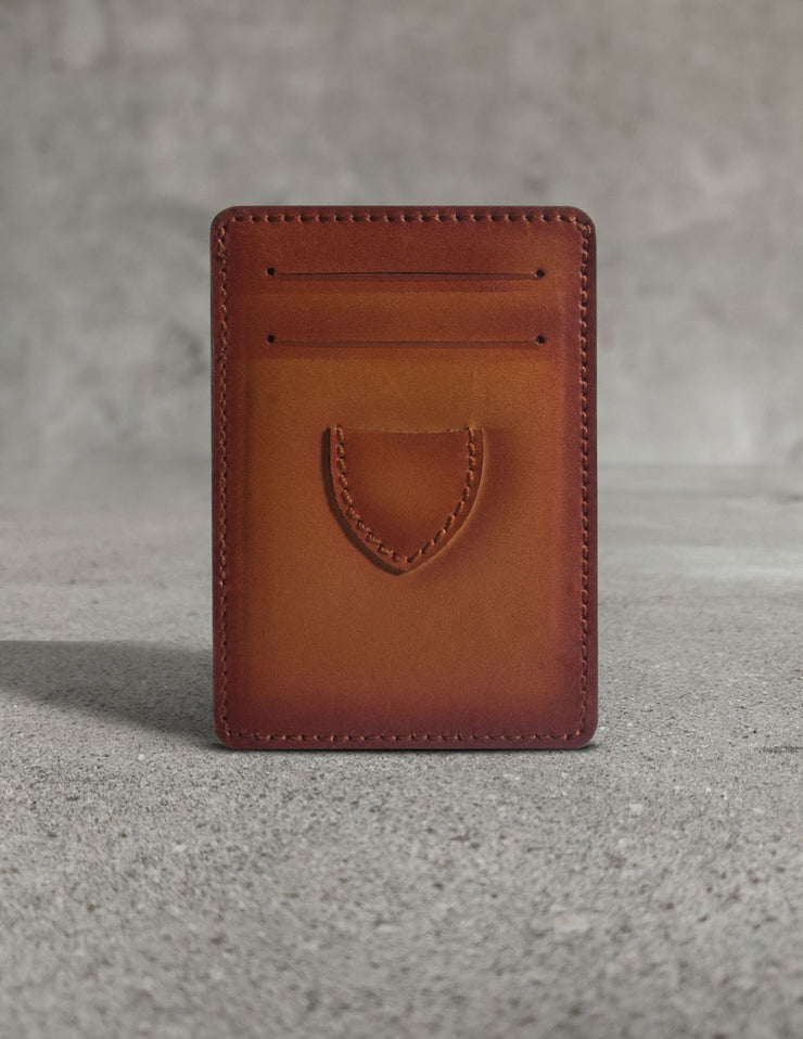 Havana Card-Holder - Tan