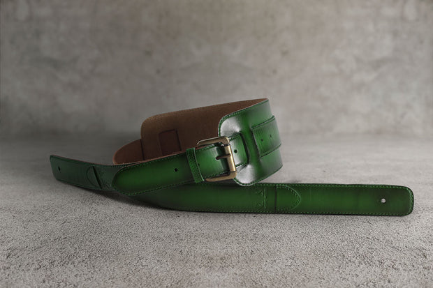 Havana Guitar Strap - Rainforest