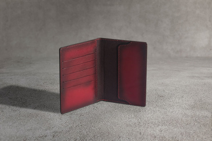 Havana Passport Holder - Lava