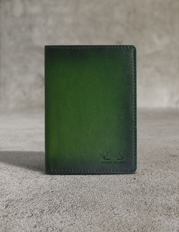 Havana Passport Holder - Rainforest