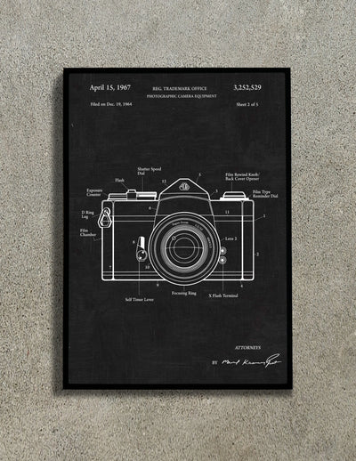 Rangefinder Wall Art