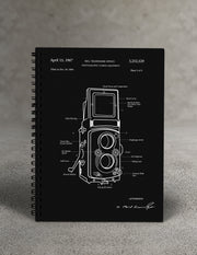 Photography Notebooks- Set of Three