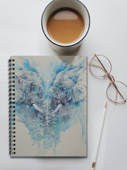 Kindred Spirits Notebook by Nisha