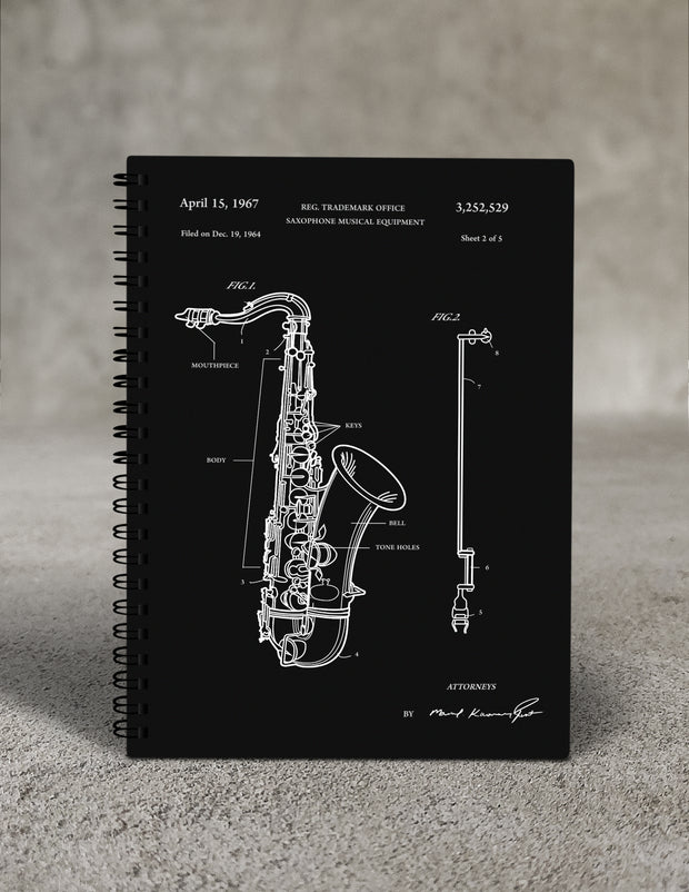 Musician Notebooks- Set of Three