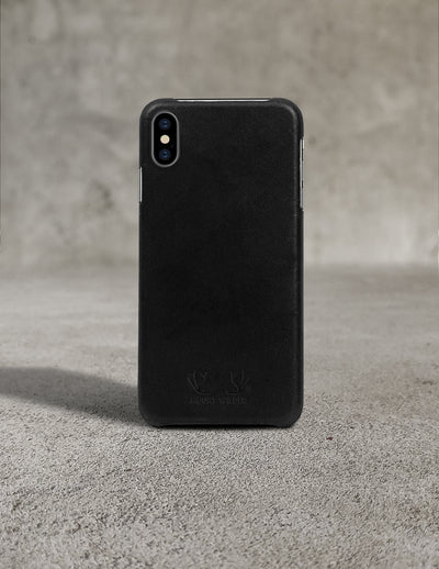 Oslo iPhone X/XS Case - Black