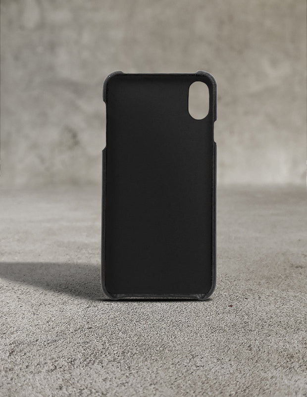 iPhone XS Case - Black