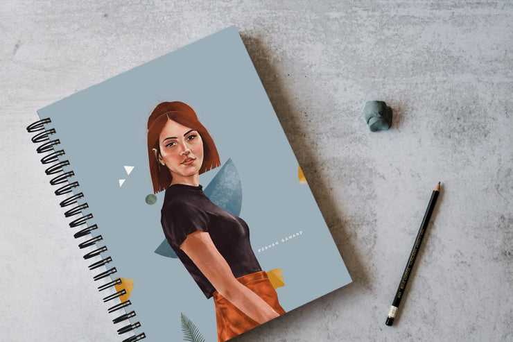 Cintia Notebook by Roshan