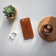 Oslo iPhone 7 Case - Tan (Brown)