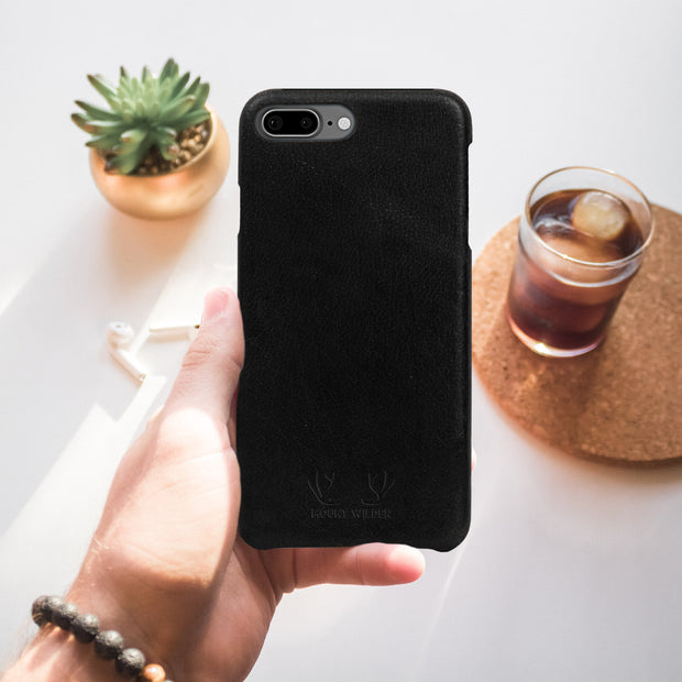 iPhone 8 Plus Case - Black
