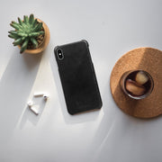 Oslo iPhone XS Max Case - Black