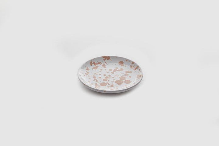 Splatterware Side Plate- Dolce