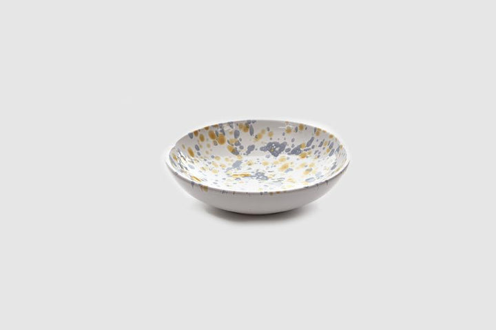 Splatterware Pasta Bowl