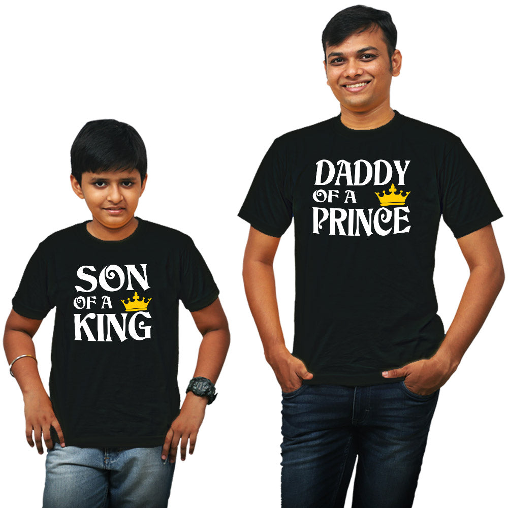 Daddy and son 01