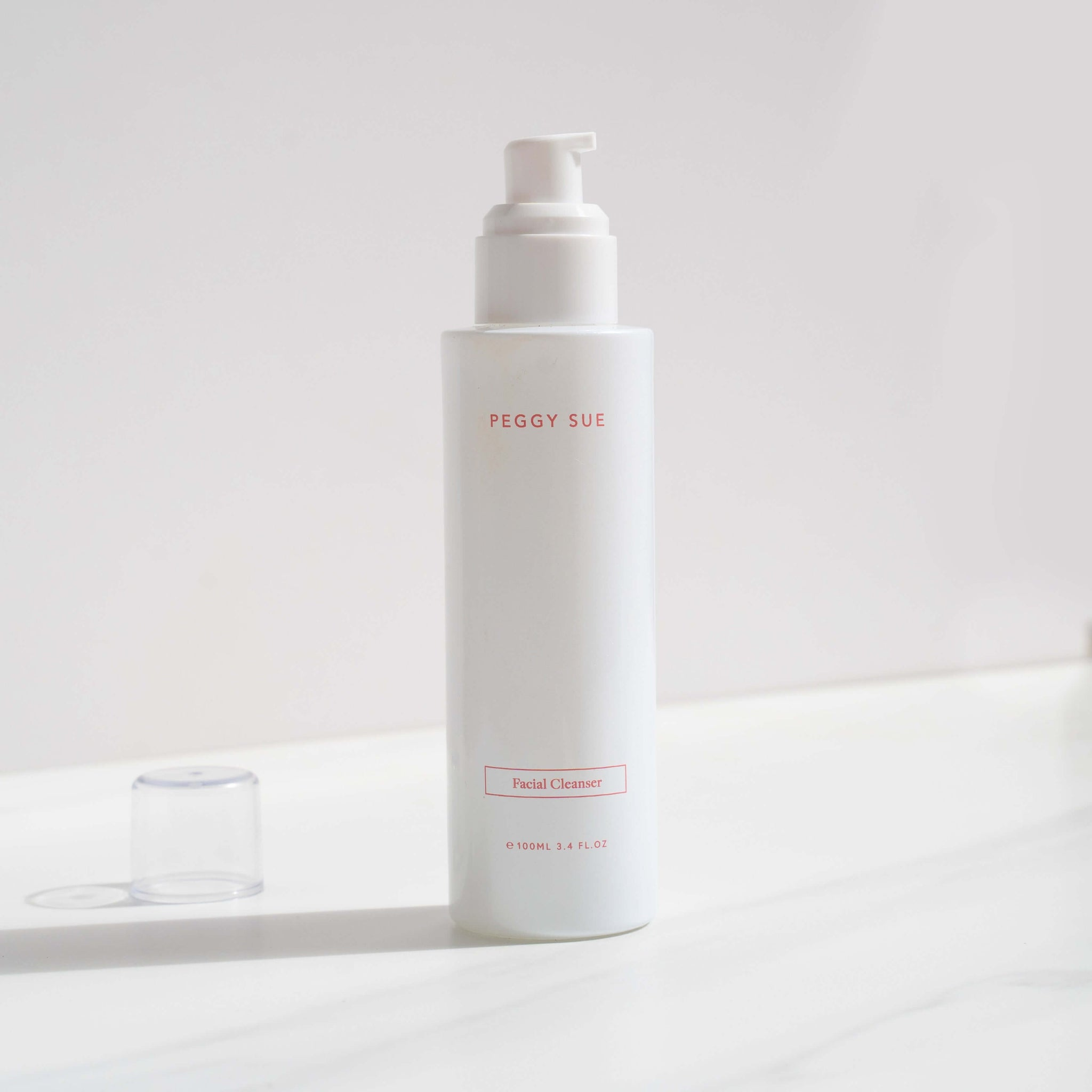 Peggy Sue - Facial Cleanser - Ricepaperthelabel