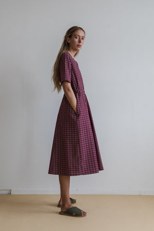 Frit Dress Wine - Ricepaperthelabel