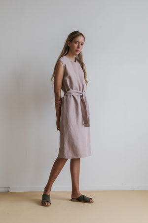 Vaal Dress - Mauve - Ricepaperthelabel