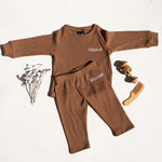Lounge Suit | Caramel |