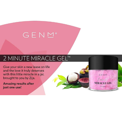 2 MINUTE MIRACLE GEL