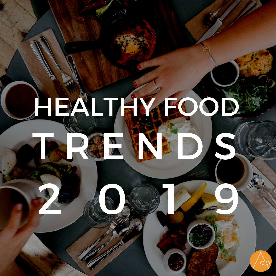 Top Healthy Food Trends for 2019