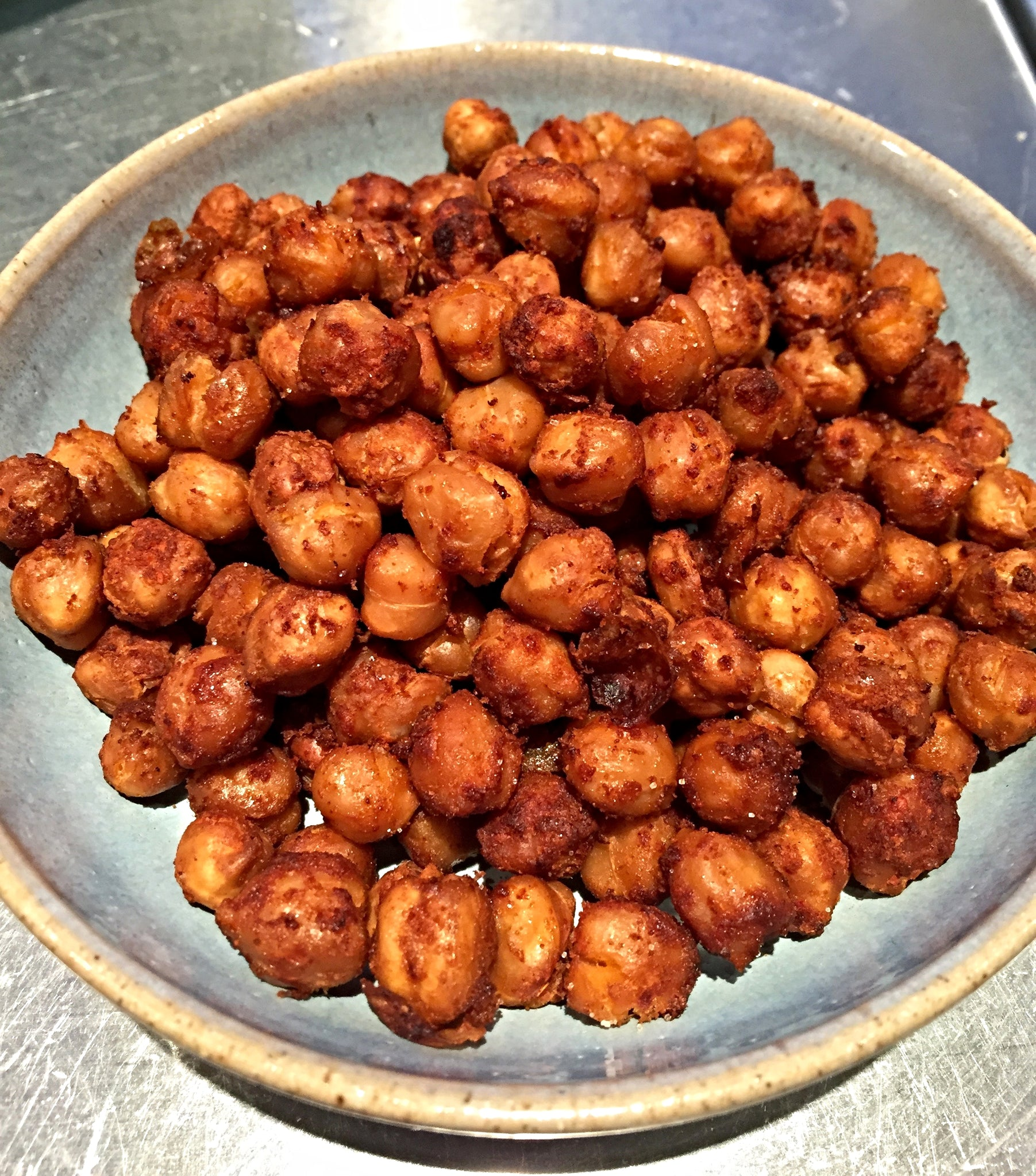 Magic Spice Chickpeas