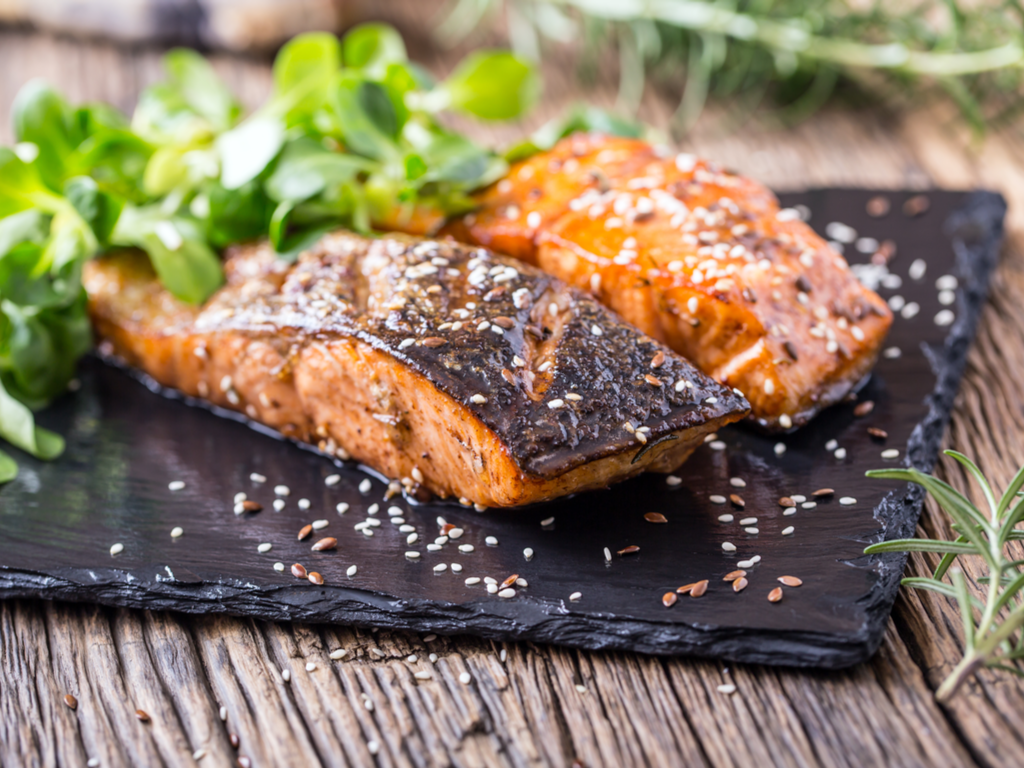 Best, Easiest Salmon Rub Ever