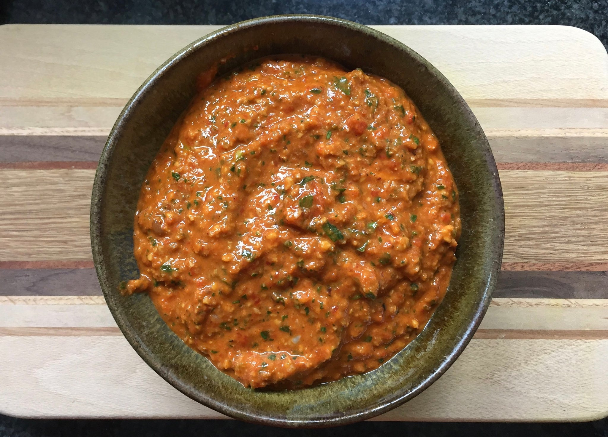 Magic Romesco Sauce