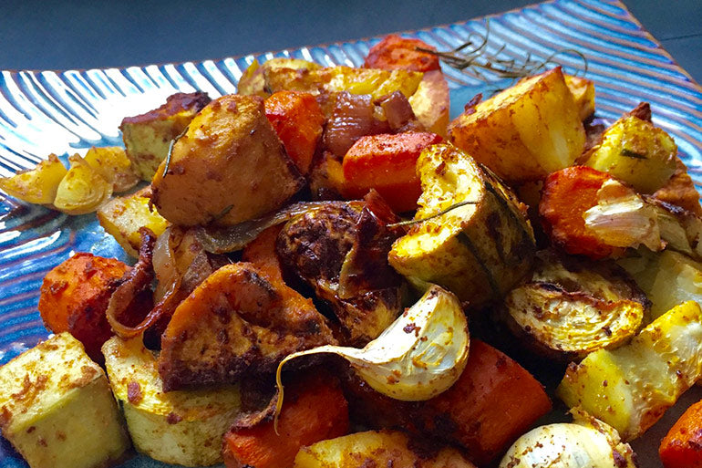 Transformational Roasted Vegetables