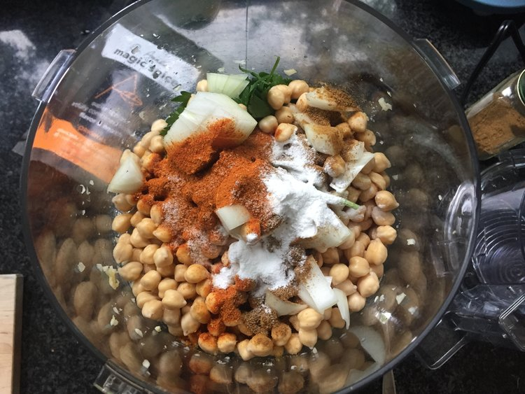 A food processor or blender is needed for this recipe