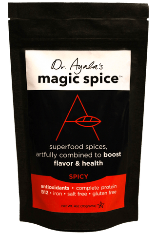 Dr. Ayala's Magic Spice | Spicy