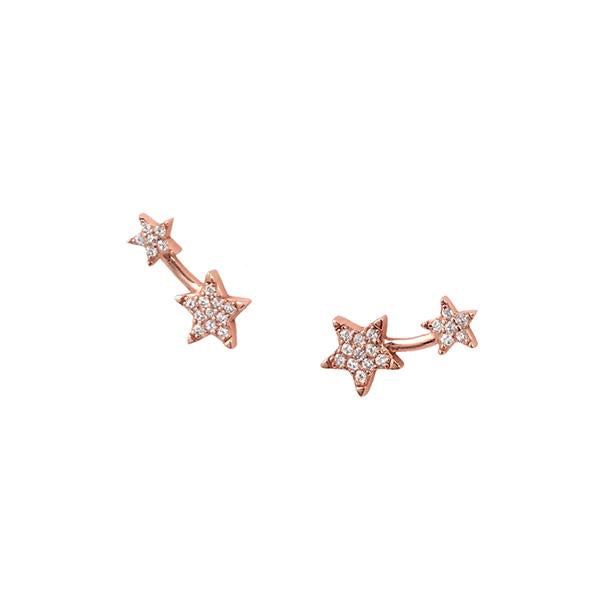 Mini Stars Earrings