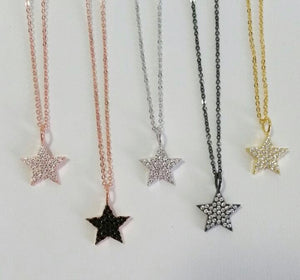 Simple Star Necklace