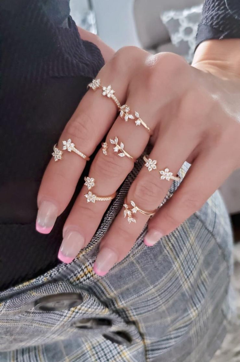 Ring Bling Set