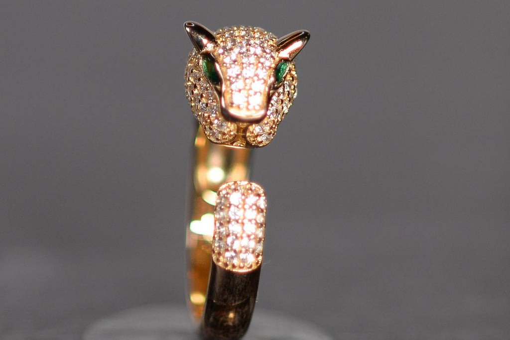 Panther Adjustable Ring