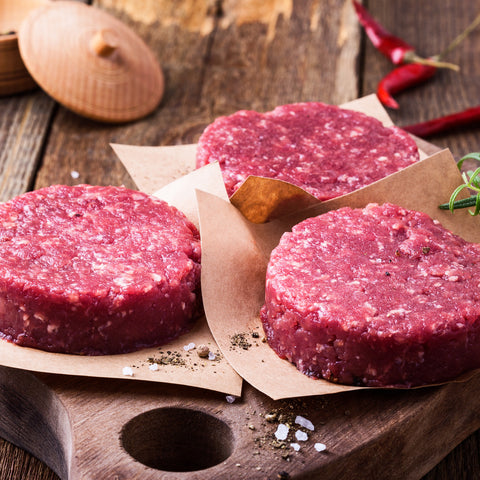 Nilgai 8-ounce Patties