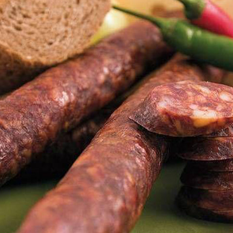 Ranch Special – 6 Pounds, Venison Sausage Sampler