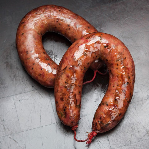 Jalapeno and Cheese Smoked Sausage
