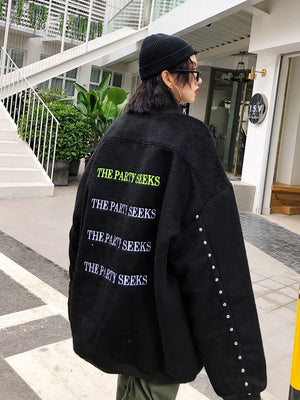 GUERRILLA COAT