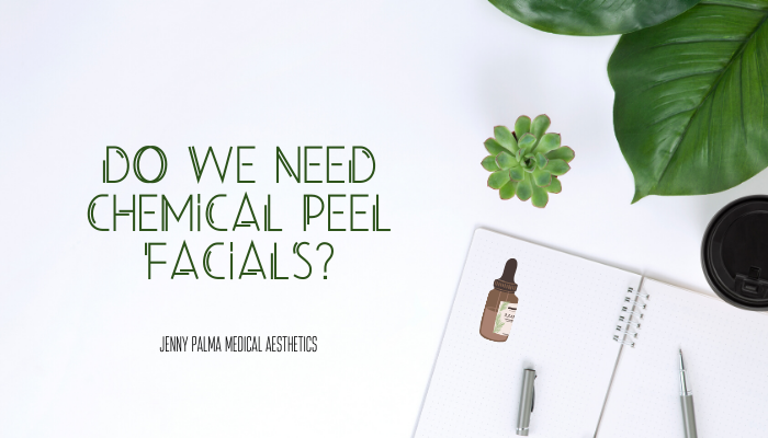 Do We Need Chemical Peel Facials?