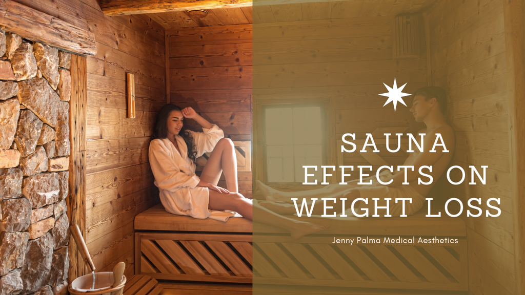 Sauna effects on weight loss