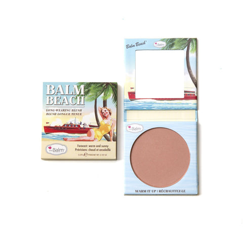 Blush Balm Beach - the Balm