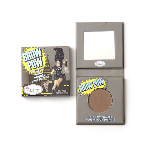 Eyebrow Powder Brow Pow (blonde) - the Balm